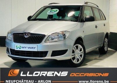 Skoda Fabia Combi 1.2i Go Plus Break