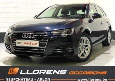 Audi A4 Avant 2.0 TDi Design Break