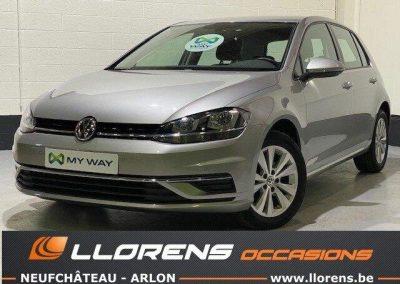 Volkswagen Golf VII 1.6 CR TDi BMT Comfortline 4/5-Portes