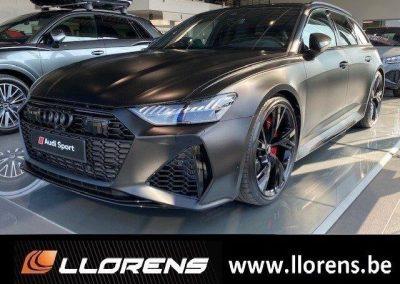 Audi RS6 Avant 4.0 V8 TFSI Quattro RS6 Tiptronic(EU6AP) Break