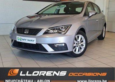 Seat Leon 1.0 TSI Ecomotive Style DSG (EU6.2) 4/5-Portes