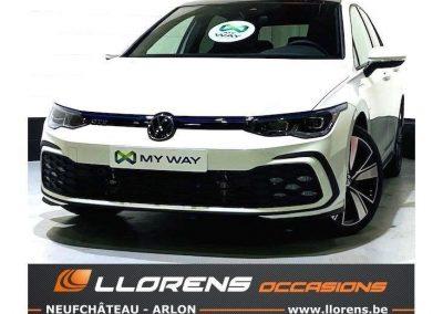 Volkswagen Golf VIII GTE 1.4 eHybrid PHEV GTE OPF DSG 4/5-Portes