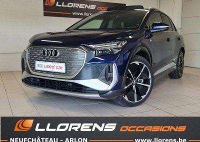 Audi Q4 e-tron 82 kWh 40 S line SUV