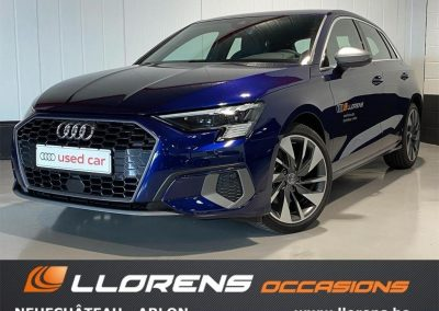 Audi A3 Sportback 40 TFSI e PHEV Advanced S tronic 4/5-Portes