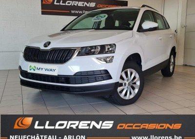 Skoda Karoq 1.6 CR TDi Ambition SUV