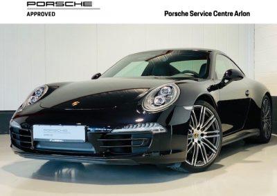 PORSCHE 991 CARRERA 4 BLACK EDITION COUPE