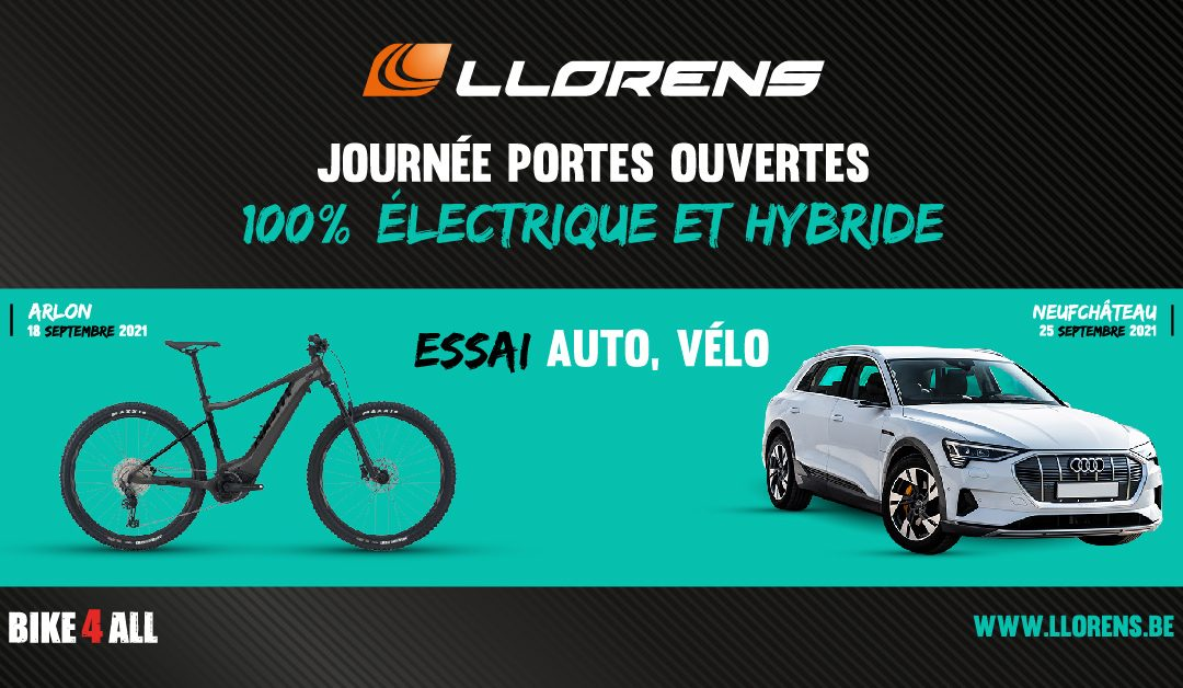 100% Electrique et Hybride