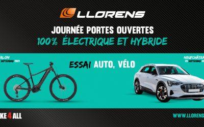 100% Electrique et Hybride – Fleet