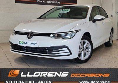 Volkswagen Golf VIII 1.0 TSI Life OPF 4/5-Portes