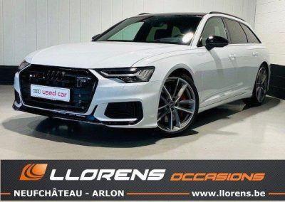 Audi S6 Avant 3.0 V6 TDi Quattro S6 Tiptronic Break